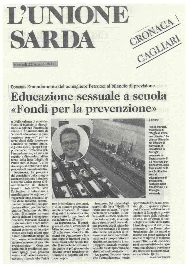 UNIONE_SARDA_22_APRILE_2014